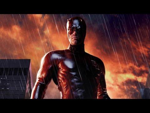 Le truc qui sauve le film : dans Daredevil