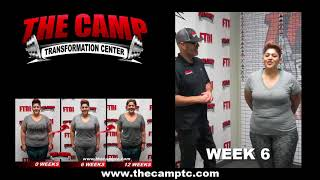 San Antonio TX Weight Loss Fitness 12 Week Challenge Results - Kimberly A.