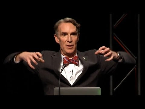 Bill Nye Destroys Noah