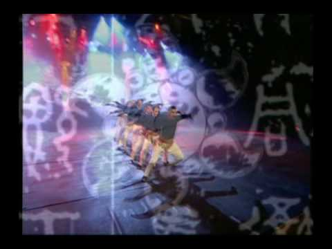 "CROSSROAD-""The Adamants""- music by:Georgi Andreev , choreography by: Ivaylo Ivanov - LIVE 2008"