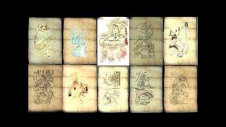 The Elder Scrolls V: Skyrim. Все карты сокровищ и сундуки. Прохождение от SAFa