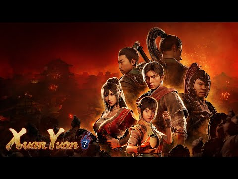 Xuan Yuan Sword 7 Gameplay Commentary (PS4, Xbox One)