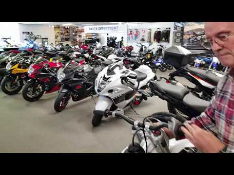 Lets' go look at some Husqvarna & Ktm Dirt bikes @ Cycle Specialty