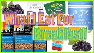 🍓🍇🍊 WEIGHT LOSS! What I Eat For Breakfast/Lunch... || Over 50!