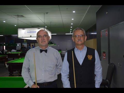 David Pitt Vs Tad Babiak 2018 Marconi Sydney Billiards Championship