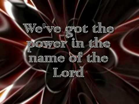 We've got the Power ~ Lyrics