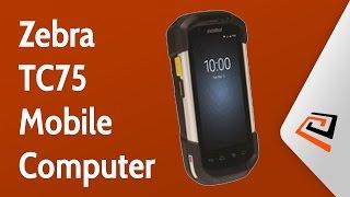 Zebra TC75 Mobile Computer