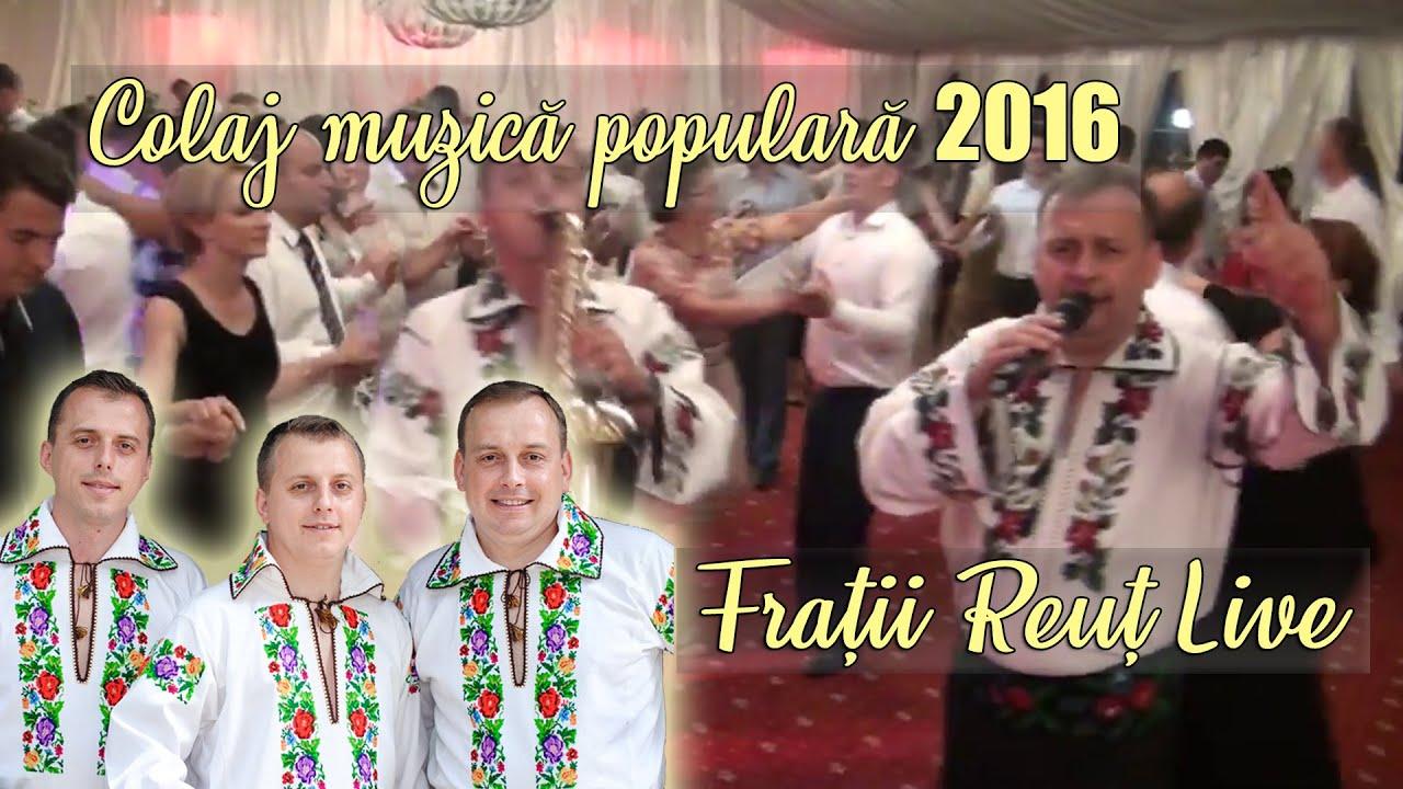 Frații Reuț 2016 Muzică Populară Nuntă Neamț Suceava Botoșani
