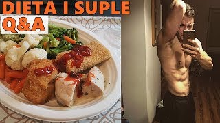 Q&A Dieta i Suplementy