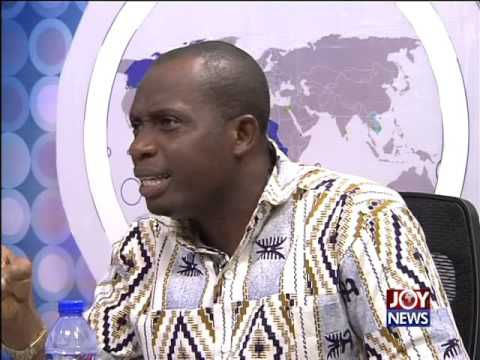 Office Romance - PM express on Joy News (25-3-16)