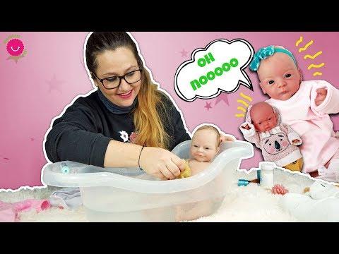 ANUK SE VA!! Preparamos a la beb de silicona para su largo viaje