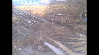 The Remains Of Stanton Ironworks - Ilkeston, January 2015