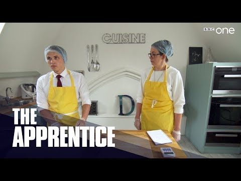 Karren calls Elizabeth a control freak - The Apprentice 2017: Episode 9 Preview - BBC One