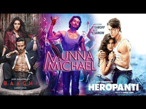 Munna Michael Vs Heropanti Vs Baaghi Box Office Comparison | Tiger Movies Box Office Comparison
