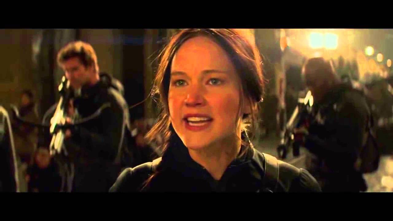 The Hunger Games Mockingjay Part 2 Clip Katniss Gets