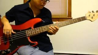 Về Đây Em - Trịnh Nam Sơn : bass cover