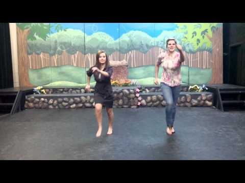 Disneyland Audition Dance - Seize the Day (Front)