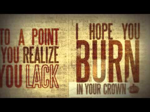 ADESTRIA - Scarlet Letter ft. Scott Barnes of In Fear and Faith (Lyric Video)