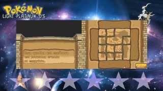 Pokémon Light Platinum DS Ep. 1 - El puzzle de Arceus