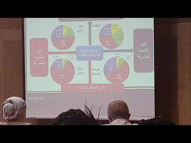 كلمة د.كمال البصري حول تطوير الاداء المالي الحكومي في رعاية الطفولة بالعراق