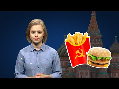 Трудности McDonald`s в СССР
