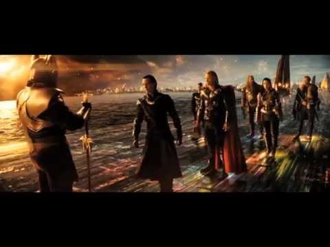 BUF - Visual Effects For Film - Thor - (Kenneth Branagh _ Marvel Studios)