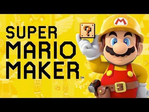[5-7pm EDT] SUPER MARIO MAKER S.EXPERT RUN !