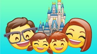 A Day At Walt Disney World As Told By Emoji | Disney