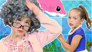 Baby Shark with ELIZA | Baby Shark Song