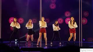 Download Lagu 171124 Red Velvet(레드벨벳) Peekaboo 60FPS @ Shilla Beauty Concert Singapore Mp3