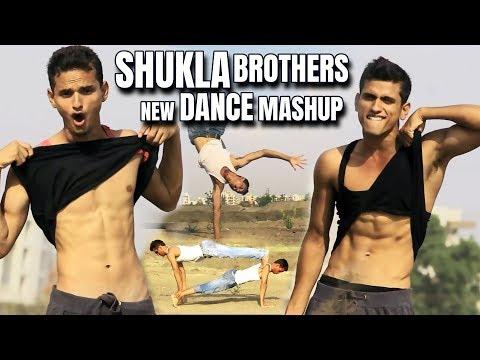 Shukla Brothers Dance Mashup || New Dance Videos || Bhojpuri Songs 2018 || Bhojpuri Dance Videos