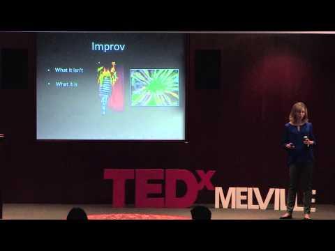 Failing at Work : Working at Failing   Jen Oleniczak   TEDxMelville