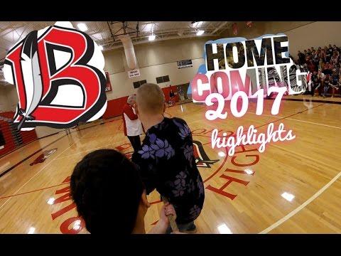 Brimfield HOMECOMING 2017 HIGHLIGHTS