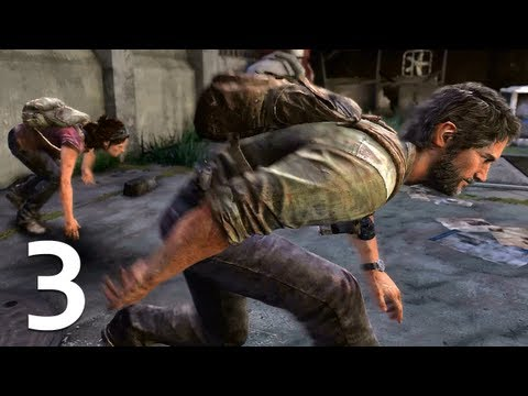 The Last of Us Walkthrough Part 3 - The Slums (Survivor Difficulty)