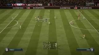 Transmissão ao vivo da PS4 de bacuri games jogo do século kkkkkk FIFA 2018
