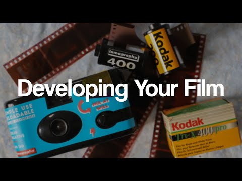 BEST and CHEAPEST Ways to Develop Film 2020