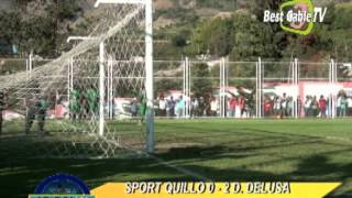 SPORT QUILLO VS. DELUSA 16/08