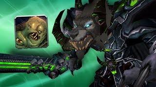 Death Knight GOD STOMPS 1V4! (5v5 1v1 Duels) - PvP WoW: Battle For Azeroth 8.1