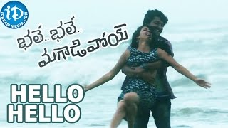 Bhale Bhale Magadivoy Movie || Hello Hello Song Promo || Nani, Lavanya Tripathi