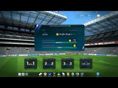 Fifa Online 3: Chiến lược GLXH mới để nhận sao vàng cho 10u Squad Cập nhật 25/09/2015 !!!