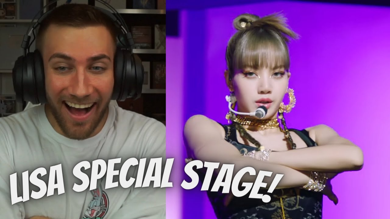 Download ITS SO GOOD! BLACKPINK LISA - 'LALISA' SPECIAL STAGE - REACTION