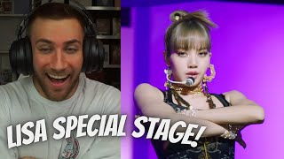 Its So Good Blackpink Lisa Lalisa Special Stage Reaction