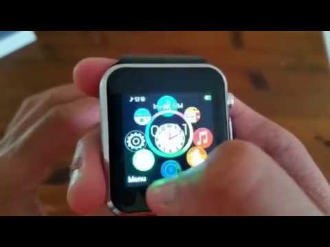 Fantime SW-08 Smartwatch Unboxing and Review