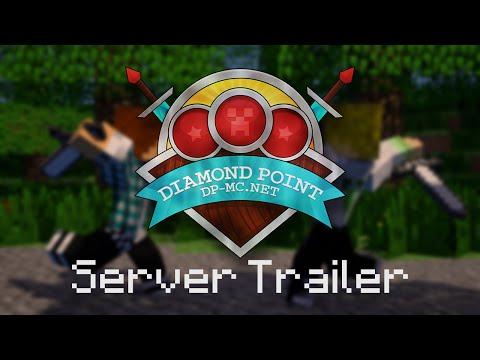 Diamond Point Server Trailer [Freelance Work]