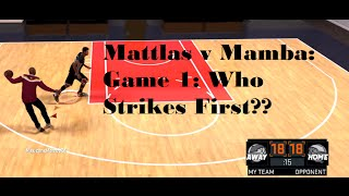 more cheese than the park mamba vs mattlas 1v1 nba 2k series