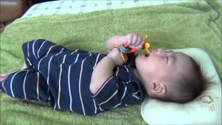 三個月大的嬰兒 都做些甚麼呀 IV (20110821庠澄)