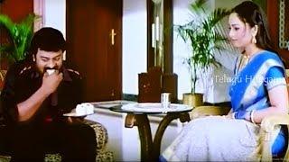 Chiranjeevi Best Movie Comedy Scene   Comedy Scenes   Telugu Hungama