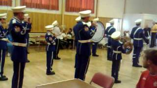 Saltcoats Protestant Boys FB - British Grenadiers