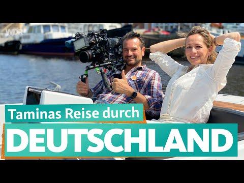 Tamina auf Deutschlandreise | WDR Reisen