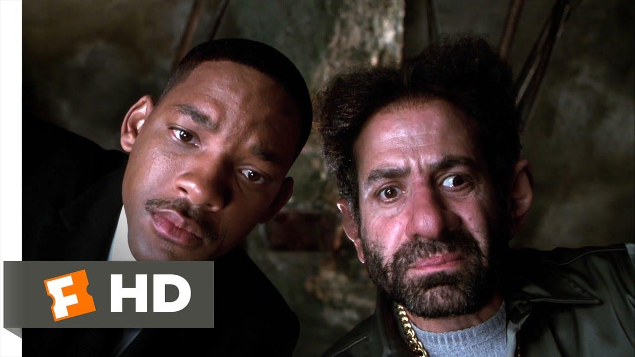 Men In Black Ii Jeebs De Neuralyzer Scene 410 Movieclips